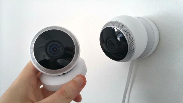 install home security cameras