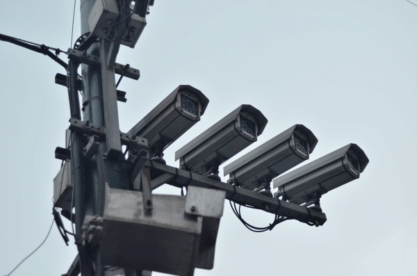 security cameras for business