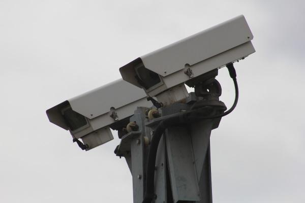 hide security cameras