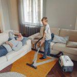vacuum cleaner cleaning