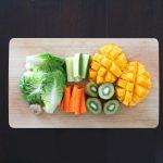meal preparation for vegans